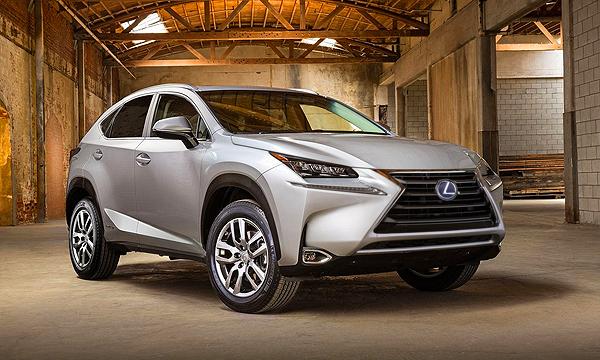 Лучше поздно: Lexus NX против конкурентов