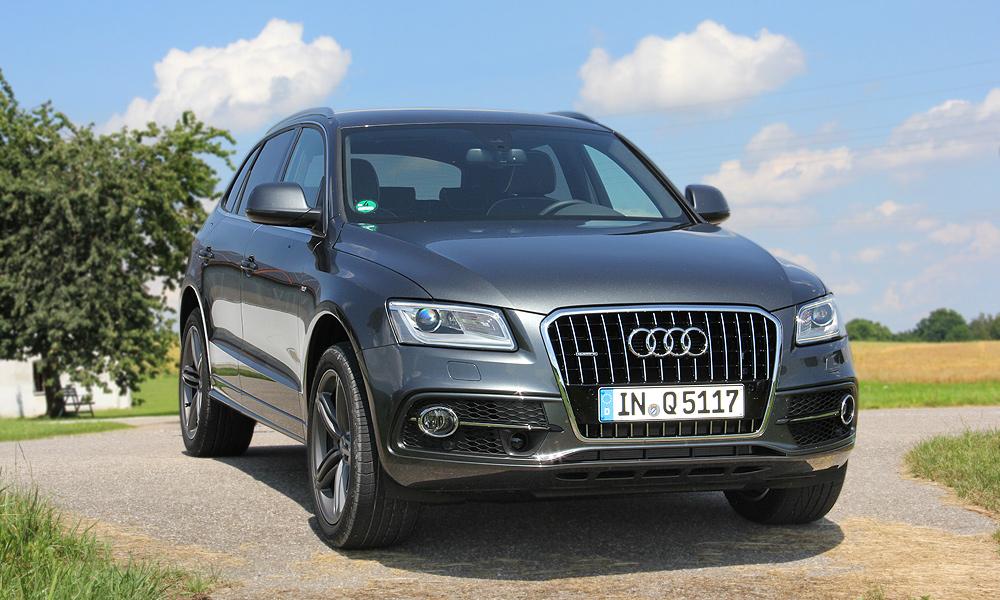Эффект новизны. Тест-драйв Audi Q5