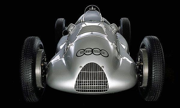 Auto Union D-Type 1939 года выпуска