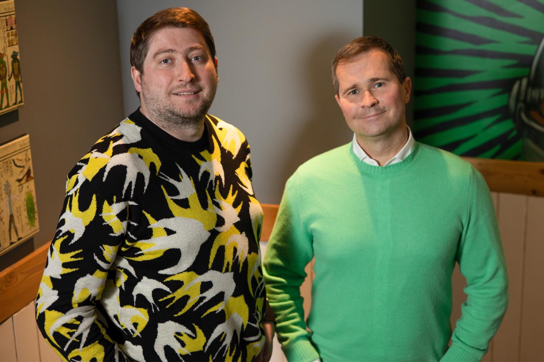 Дмитрий Зотов и Станислав Еникеев