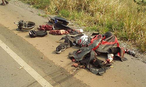 Дорожные происшествия с участием мотоциклистов характеризуются высокой тяжестью последствий