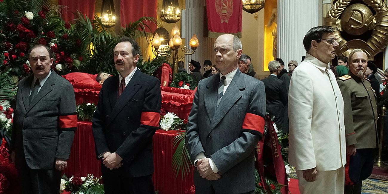 Кадр из фильма «Смерть Сталина»