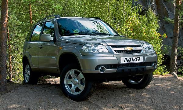 GM-АвтоВАЗ повысит цены на Chevrolet Niva