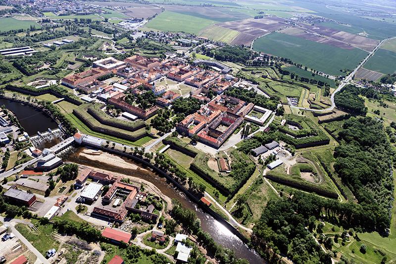 Город-крепость Терезин