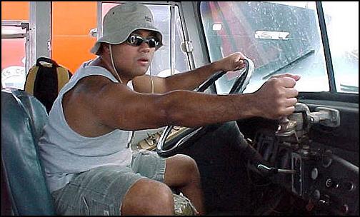 Чем опасны мужчины за рулем