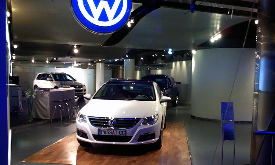 Мировые продажи Volkswagen в январе выросли на 41%