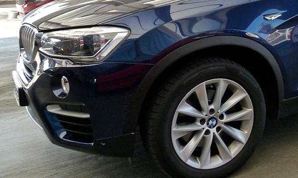 BMW X4 отправили в серию