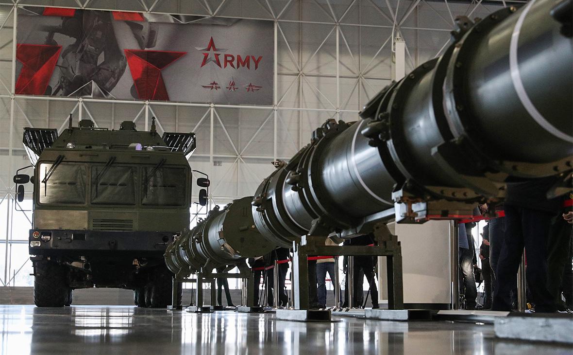 a41e71f282e7 В Госдепе назвали «смешным» устроенный Россией показ ракеты 9М729     Политика    РБК
