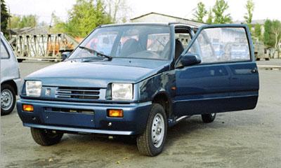 В Красноярске стартовал автопробег в защиту Оки