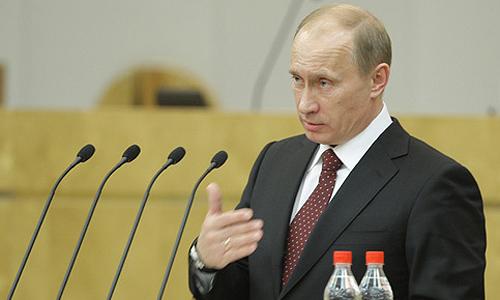 Владимир Путин раскритиковал питерскую КАД