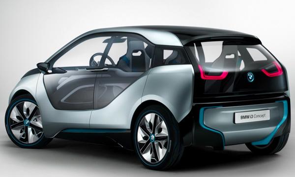 Серийный BMW i3 станет проще