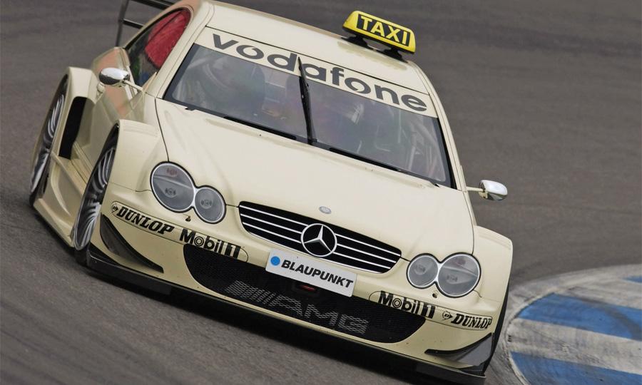 В Германии все таксисты отдают предпочтение Mercedes E-class