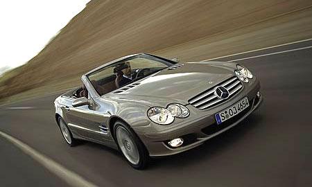 SL-класс перевалит за 82 000 евро