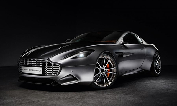 Основатель компании Fisker представил концепт на базе Aston Martin Vanquish