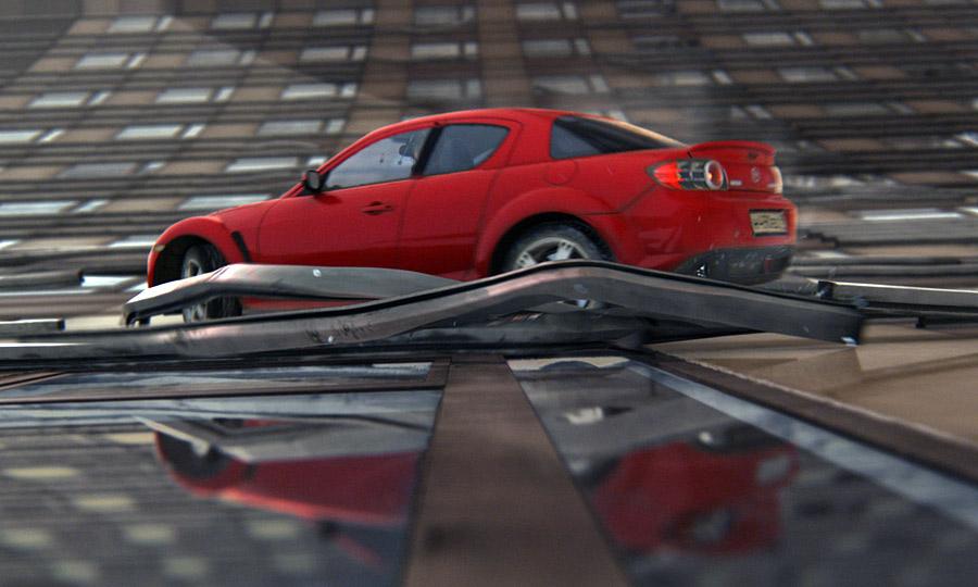 Автомобильные компании бьются за кино