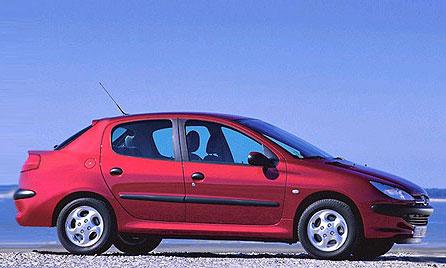 Peugeot 206 - автомобиль для развивающихся стран