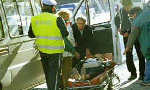 На юге Москвы в результате ДТП один человек погиб, четверо пострадали