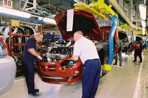 General Motors построит новый завод в Европе