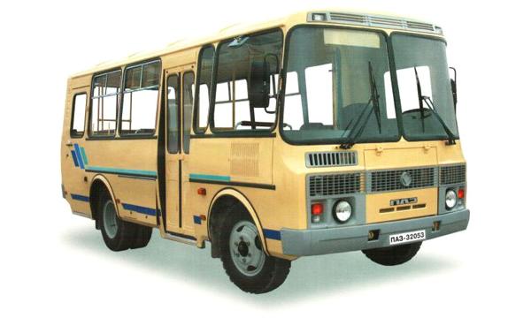 На Кубе создадут автобусы на шасси ПАЗ