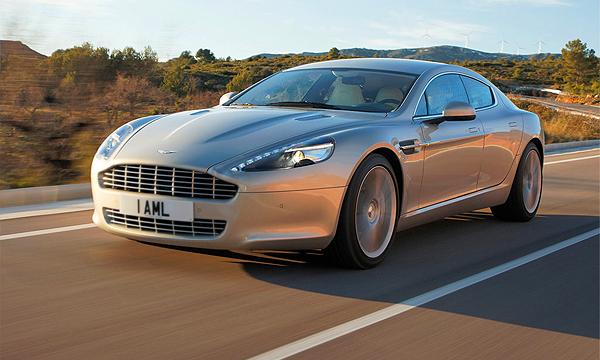 Aston Martin отзовет 17 тысяч автомобилей из-за китайской детали