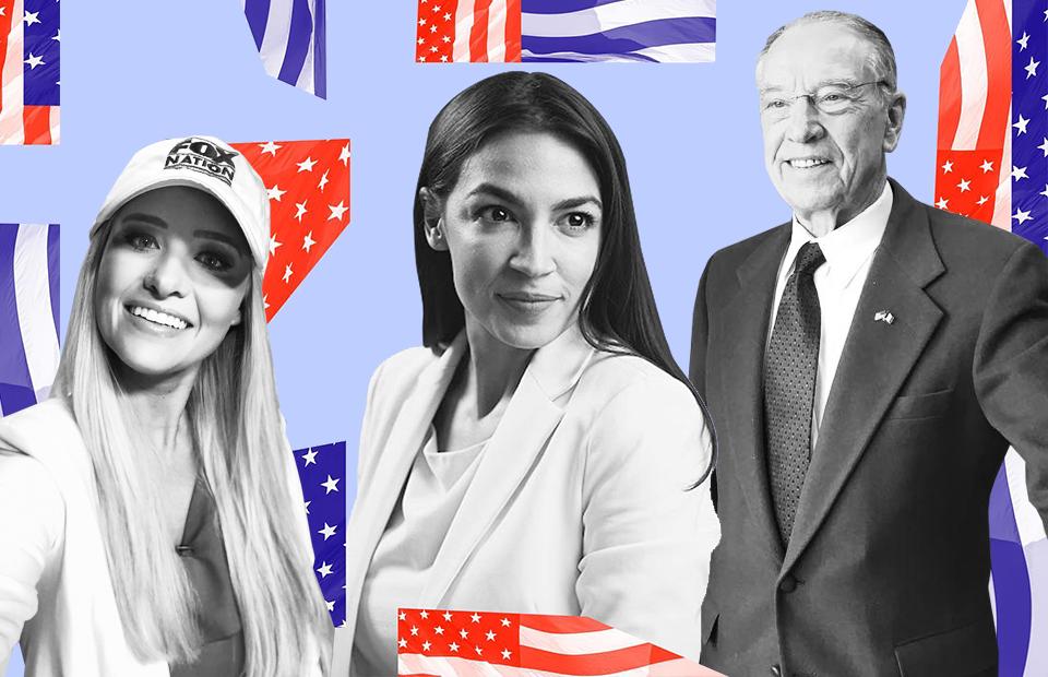 11b2b04856399 Как политики США осваивают Instagram в преддверии выборов 2020 года ::  Жизнь :: РБК.Стиль