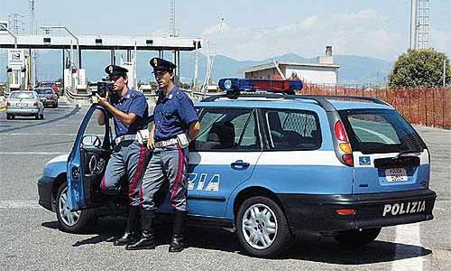 Немца оштрафовали за превышение скорости при езде задним ходом
