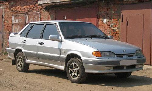 Последняя Lada Samara седан сойдет с конвейера в этом году