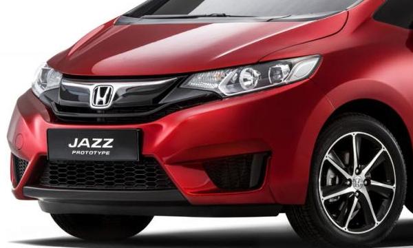 Honda показала прототип нового Jazz