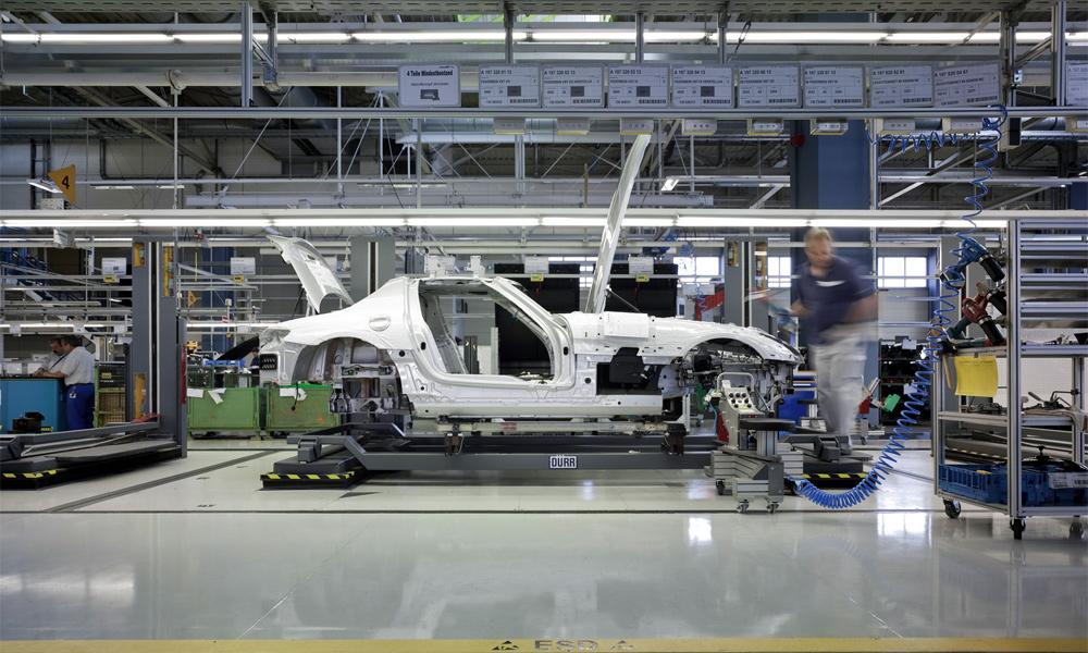 Mercedes-Benz запустил производство SLS AMG