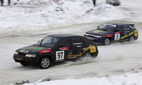 Ледовые гонки срываются из-за погодных аномалий