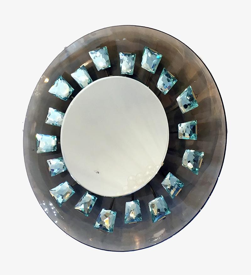 Макс Ингранд, FontanaArte, зеркало, 1960, галерея Robertaebasta