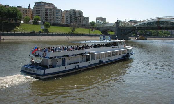 Пассажирскую навигацию по Москве-реке продлили на неделю