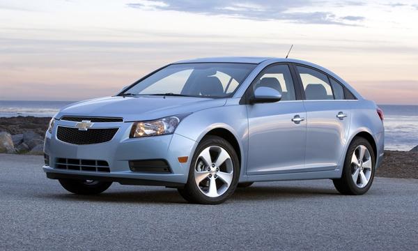 General Motors отзывает 33 тысячи автомобилей
