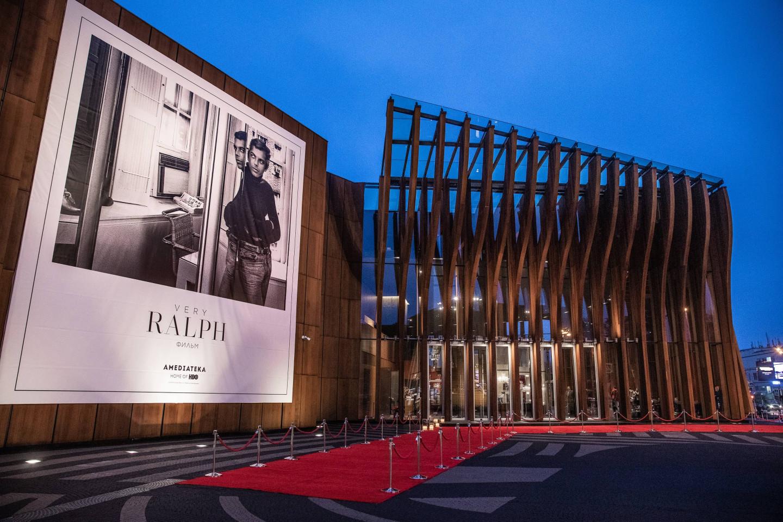 ЗалBarvikha Concert Hall, где состоялась российская премьера фильма «Ральф Лорен как он есть»