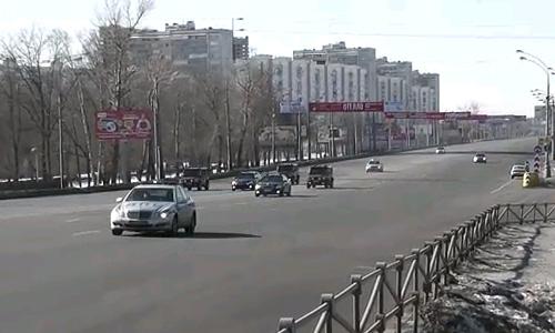 Для кого будут перекрывать московские дороги