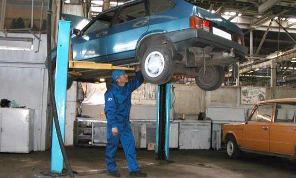 Московскими автосервисами займется координационный совет