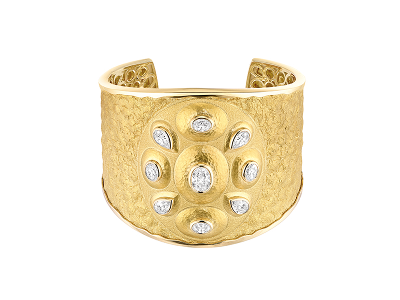 Браслет Manchette Solaire, Chanel Fine Jewelry