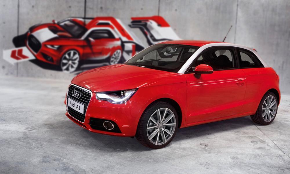 Audi A1 получил самый мощный двигатель