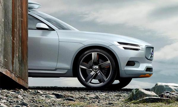 Преемник Volvo C30 станет кроссовером