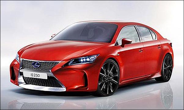 Lexus IS: полная перезагрузка