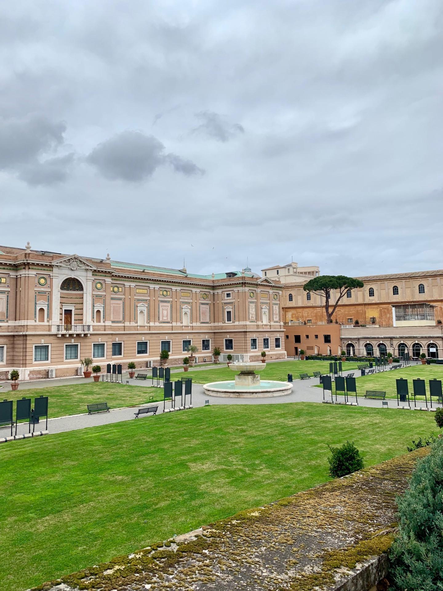 Музей Ватикана в воскресенье