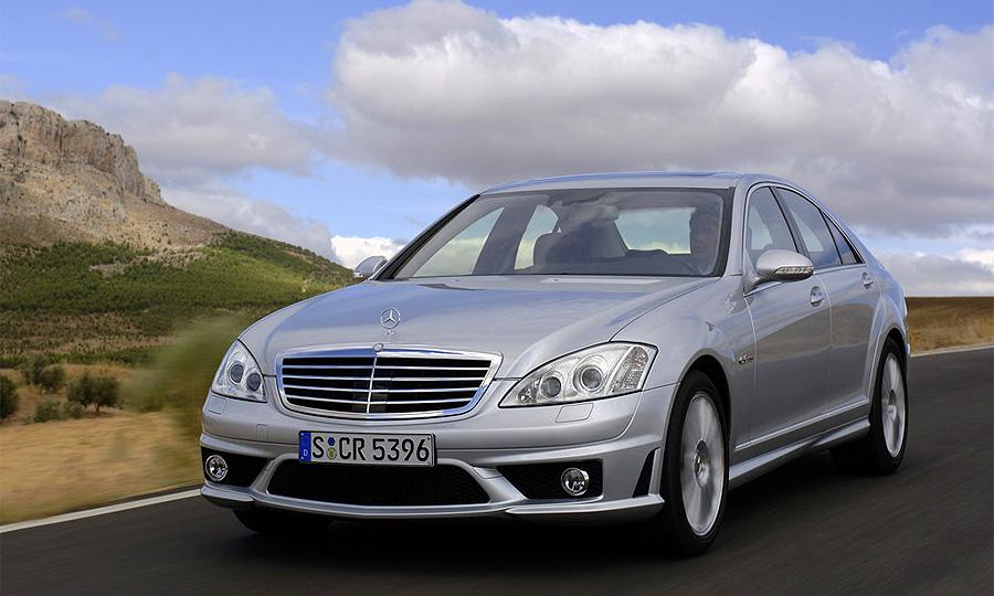 Продажи Mercedes-Benz в России в первом полугодии 2009 года упали на 40%