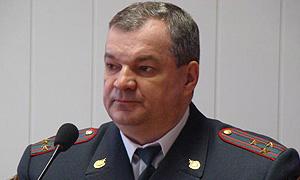 Начальник ГИБДД Приморья Александр Лысенко