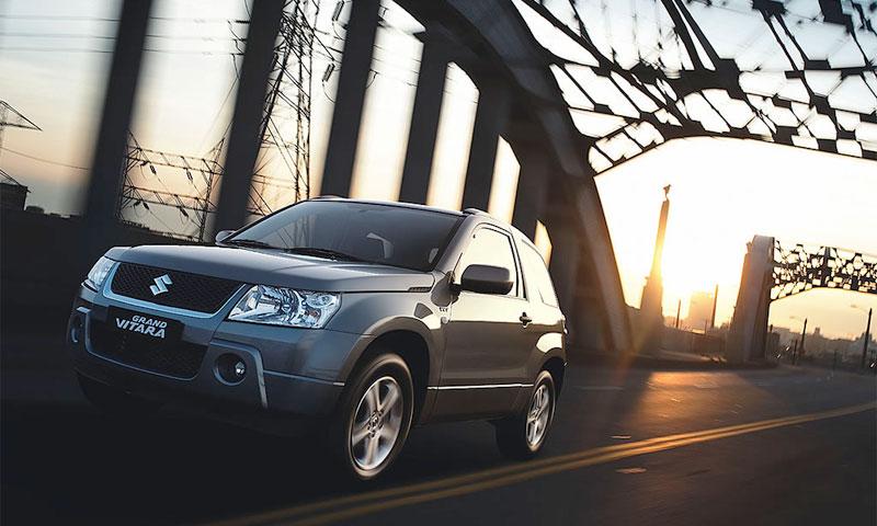 Suzuki снизил российские цены на Grand Vitara