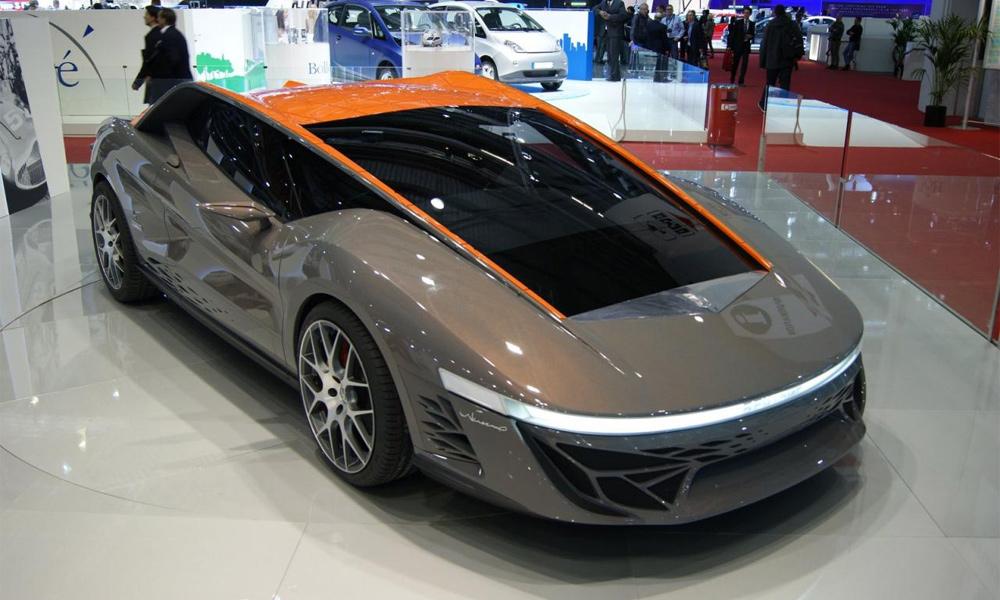Прототип Bertone Nuccio могут продать покупателю из Китая за 2,6 млн долларов