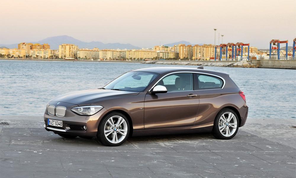 Трехдверный хэтчбек BMW 1-ой серии получил мотор мощностью 320 л.с.