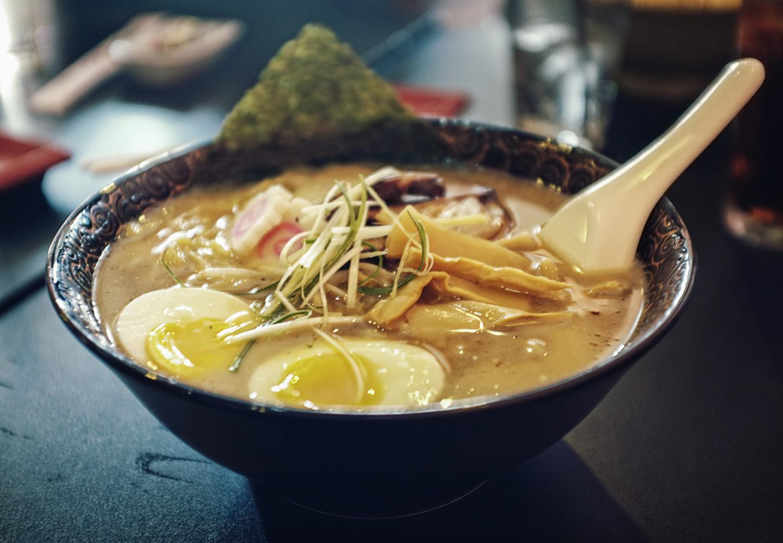 Рамен суп