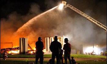 В Японии сгорел завод Daihatsu, есть жертвы