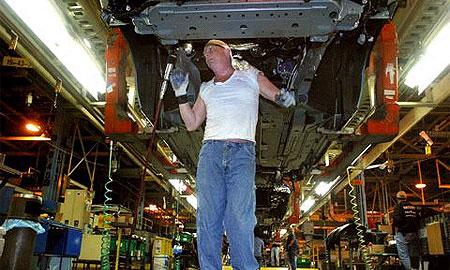 General Motors 3 февраля 2006 года закроет первый завод