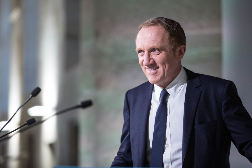 Франсуа Анри Пино, генеральный директор Kering